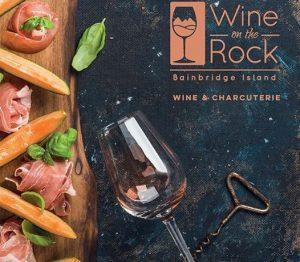 Wine on the Rock: Wine & Charcuterie