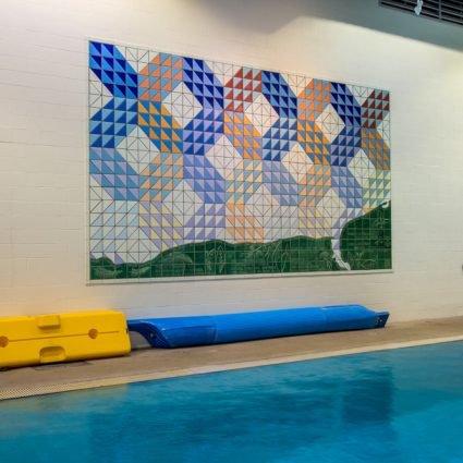 Island Water Quilt
