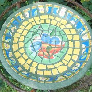 Intro to Garden Mosaics