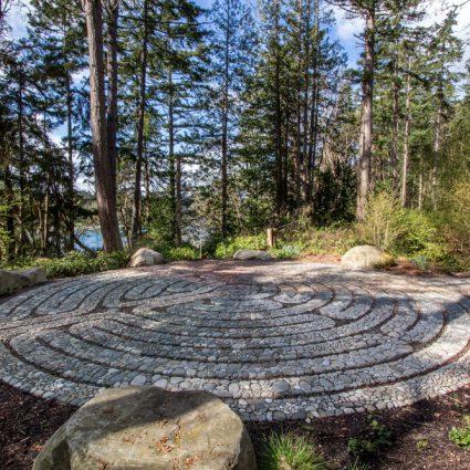 Halls Hill Labyrinth