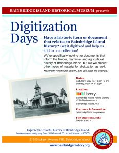 Digitization Days
