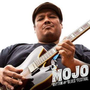 Mojo Rhythm & Blues Festival 2019 - Chebon Tiger