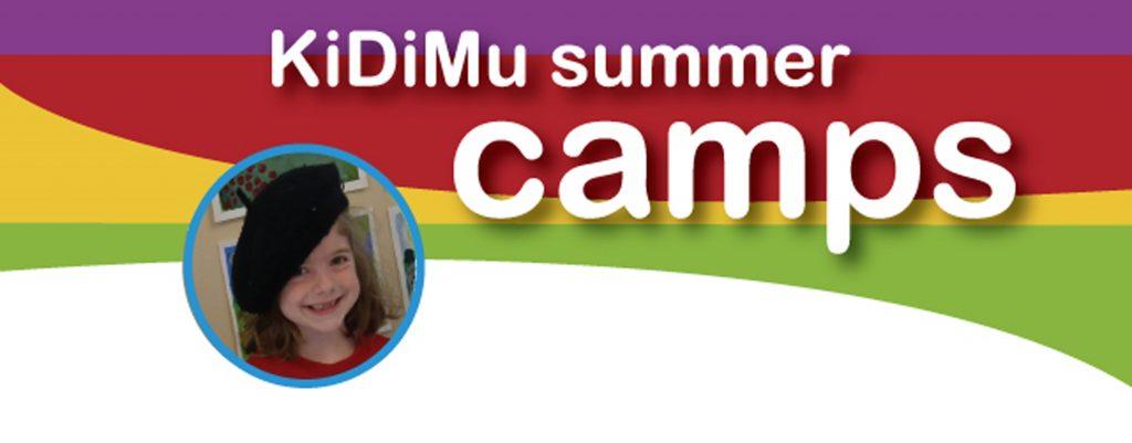 KIDIMU Summer Camps