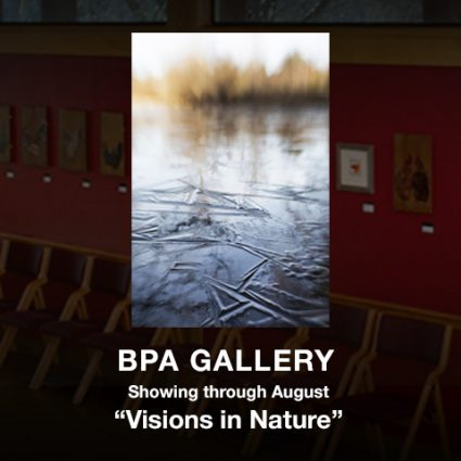 "BPA Gallery First Friday Art Walk ""Visions in Na..."