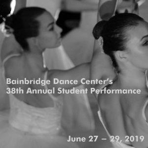 Bainbridge Dance Center's 38th Annual Student Performance