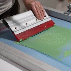 Print Your Own Designs: Beginning Silkscreening