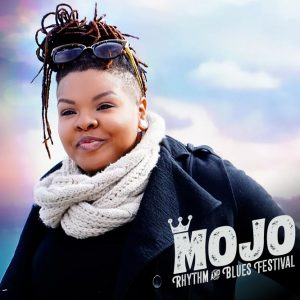 Mojo Rhythm & Blues Festival 2019 - Stephanie Anne Johnson