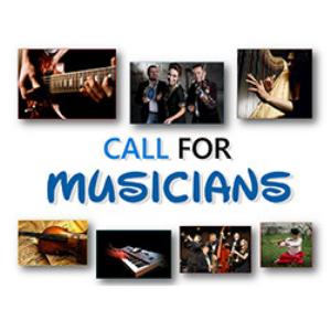 Call For Musicians - Bainbridge Island Studio Tour