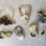 Crystal Clay: Rings, Earrings, and Pendants