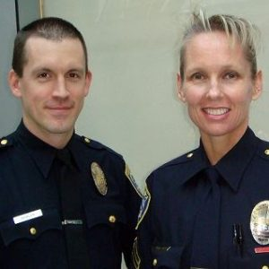 Partners in Crime: Police Practices for Writers