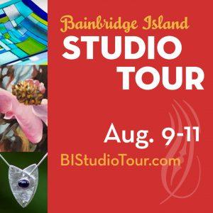 Bainbridge Island Summer Studio Tour