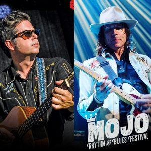 Mojo Rhythm & Blues Festival 2019 - Mark Pickerel & the Peyote 3 + Ian Moore & the Mescal 4