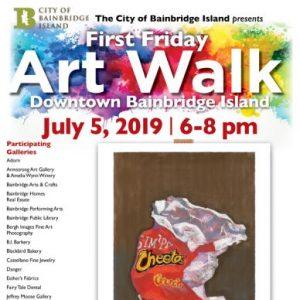 July 5th First Friday Art Walk