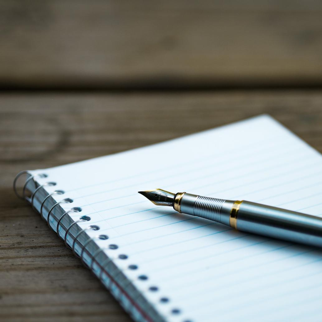 Writing an Artist's Statement