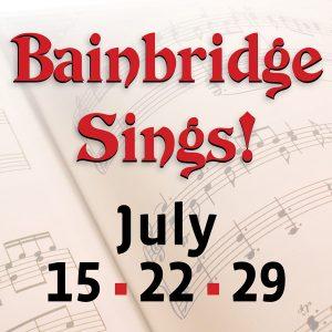 Bainbridge Sings!