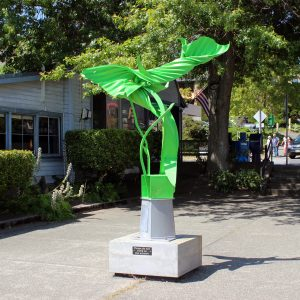 'Something New' 2019 Sculpture Unveiling