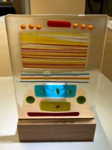 Fused Glass for Youth - Tealight Lantern (ages 12 to 17)