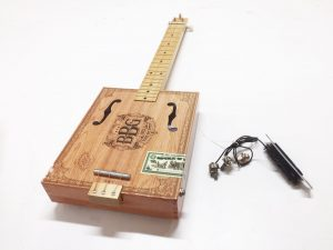 Make a Cigar Box Guitar the Electronic Technical A...