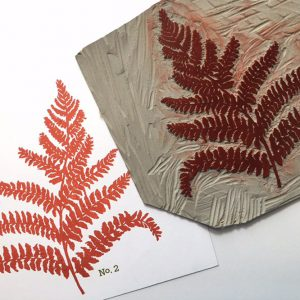 Intro to Linoleum Printing Workshop