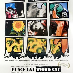 "smARTfilms Series: Quirky Musicals - ""Black Cat, White Cat"" (1999)"