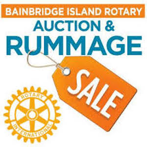 Bainbridge Island Rotary Auction & Rummage Sale
