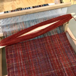 Introduction to Rigid Heddle Loom Weaving