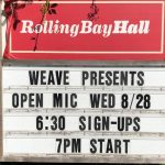 Open Mic Wednesdays
