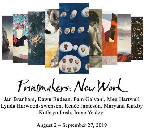Printmakers: New Work