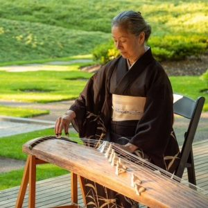 Takako Satoh Plays the Koto