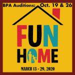 BPA Musical Audition: Fun Home