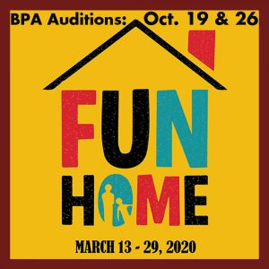 BPA Musical Audition: Fun Home