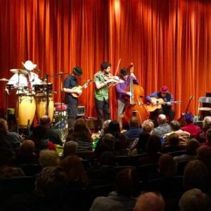Jazz Concert - Eric Vanderbilt-Mathews and his All-Stars