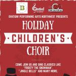 Ovation!'s Holiday Children's Choir