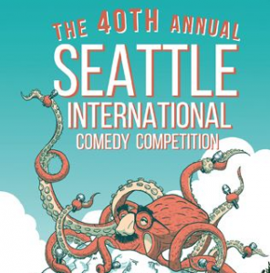 40TH ANNUAL SEATTLE INTERNATIONAL COMEDY COMPETITI...