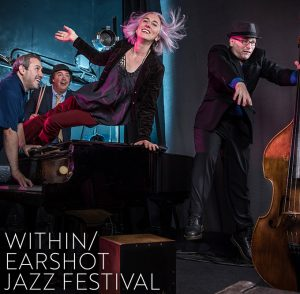 Within Earshot Jazz Festival: Savani Latin Jazz in Concert