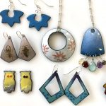 Jewelry-making: Intro to Enameling