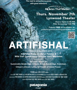 Movies That Matter - Artifishal: The Fight to Save Wild Salmon