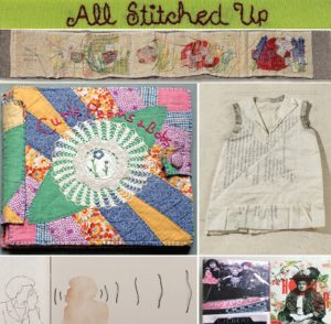 Ties That Bind: A Conversation about Stitching and Books