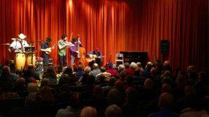 Gypsy Jazz Clarinet Concert