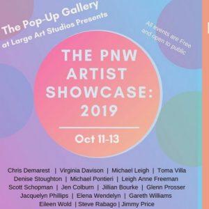 PNW Artist Showcase: 2019