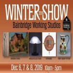 Bainbridge Working Studios Winter Show