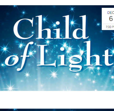 "Amabile Choir's ""Child of Light"" Holiday Concert"