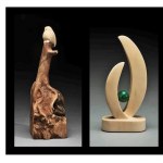 THE ISLAND GALLERY EXHIBITION: Marceil DeLacy: A Gift from the Forest