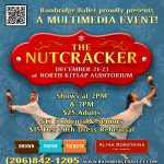 "Bainbridge Ballet presents ""The Nutcracker!"""
