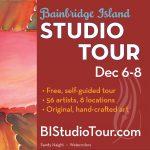 Bainbridge Island Winter Studio Tour