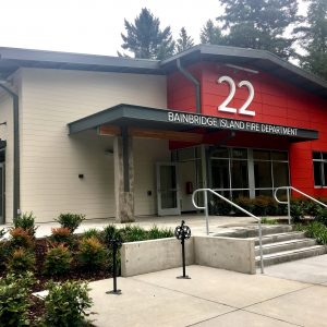 Bainbridge Island Fire Department: Station 22