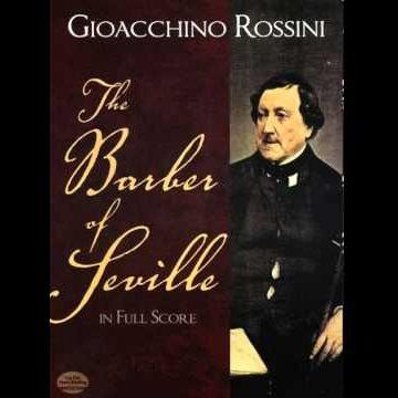"Rossini's ""The Barber of Seville"" presented ..."
