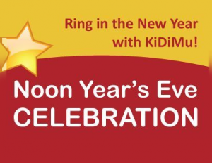 Noon Year's Eve at KidiMu
