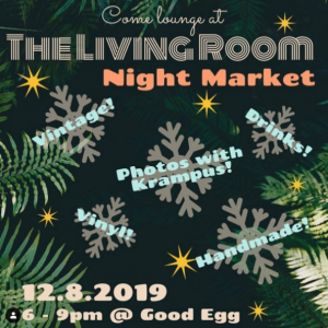 The Living Room Night Market