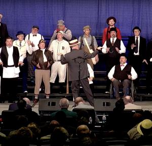 West Sound Chorus Benefit Show